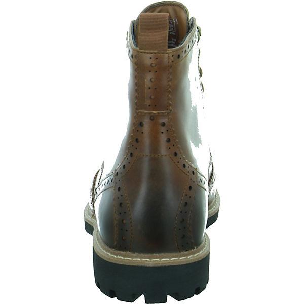 Clarks Batcombe LordSchnürstiefel braun  Gute Qualität beliebte Schuhe
