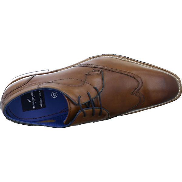 DANIEL Gute HECHTER, Business-Schnürschuhe, braun  Gute DANIEL Qualität beliebte Schuhe cd48f3