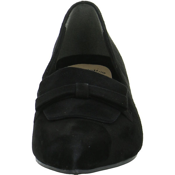 Tamaris, Komfort-Pumps, schwarz     288c77