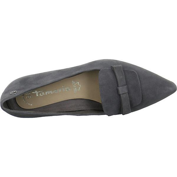 Tamaris, Komfort-Pumps, grau Schuhe  Gute Qualität beliebte Schuhe grau f90a5f