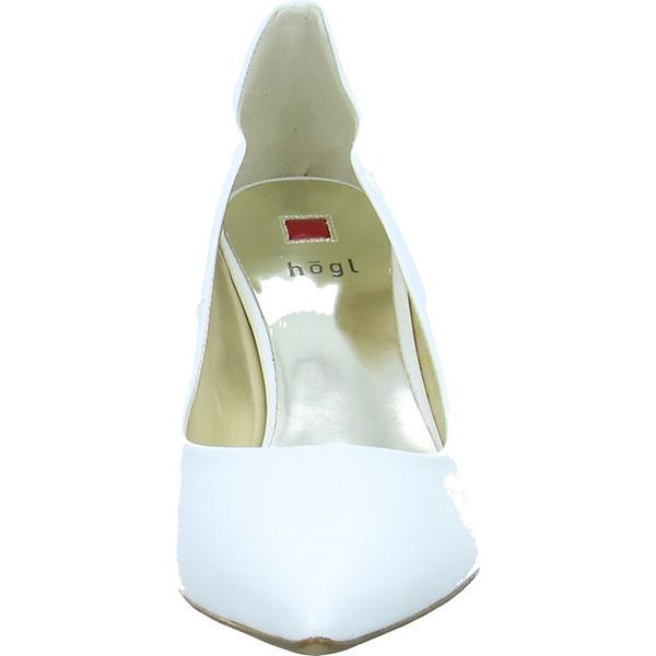 högl, Klassische Pumps, weiß  Schuhe Gute Qualität beliebte Schuhe  be4c2d