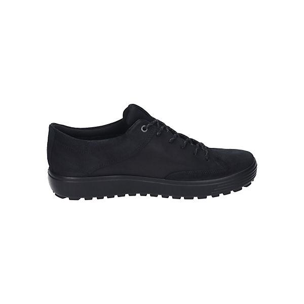 ecco, Schnürschuhe, schwarz  Gute Schuhe Qualität beliebte Schuhe Gute f83823