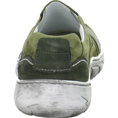 Kacper, Klassische Slipper, grün | mirapodo