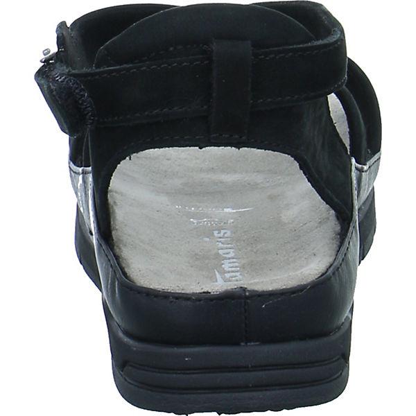 Tamaris, Komfort-Sandalen, beliebte schwarz  Gute Qualität beliebte Komfort-Sandalen, Schuhe 0311c4