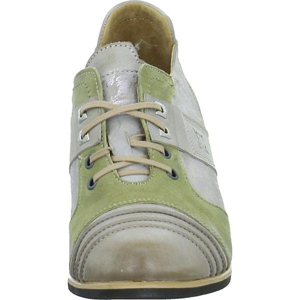 Maciejka, Schnürpumps, beige  beliebte Gute Qualität beliebte  Schuhe eb7bc3