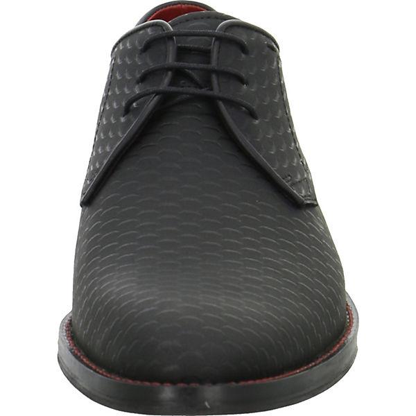 DANIEL HECHTER, YLAN Business-Schnürschuhe, schwarz schwarz schwarz  Gute Qualität beliebte Schuhe bff44b