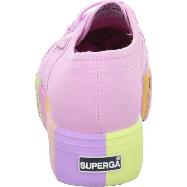 Low rosa rosa Superga® Superga® Superga® Sneakers Low Sneakers SH4qdZw