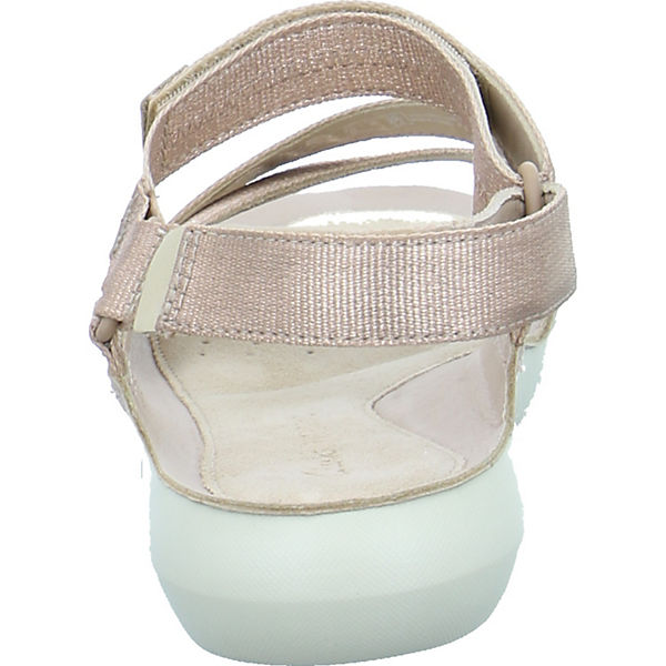 Clarks Komfort-Sandalen rosa  Gute Qualität beliebte Schuhe