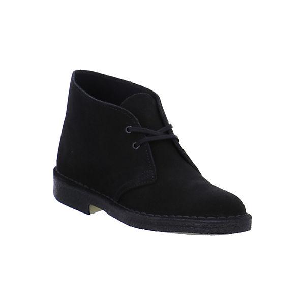 Clarks Klassische Stiefeletten schwarz  Gute Qualität beliebte Schuhe