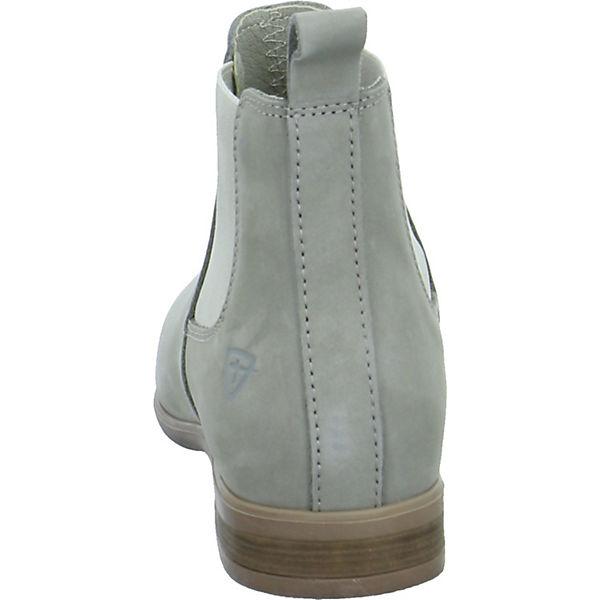 new style 83064 ed110 Tamaris, Chelsea Boots, grau Tamaris, cc356b - adamjkruse.com