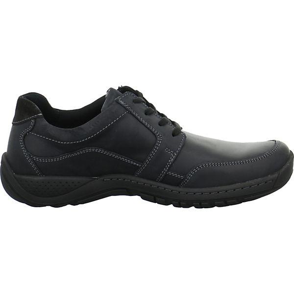 Josef Seibel, Nolan Qualität Schnürschuhe, schwarz  Gute Qualität Nolan beliebte Schuhe 9021e6