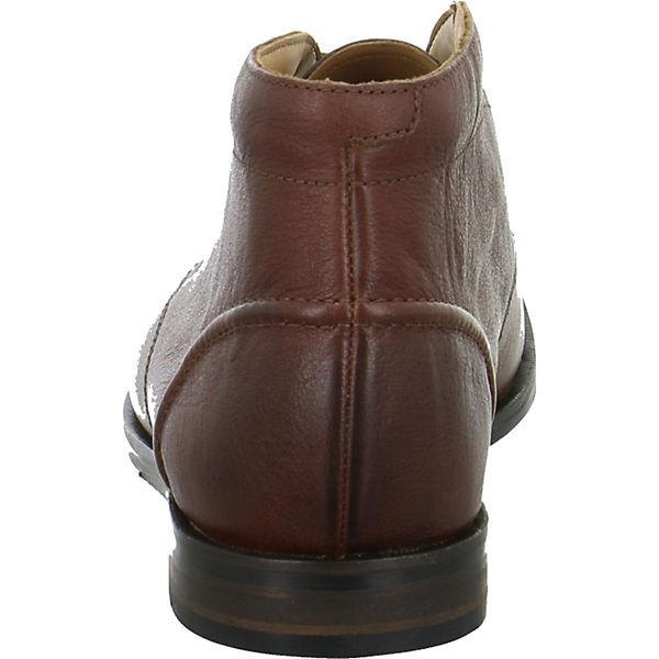 Clarks, Schnürstiefeletten, braun Qualität  Gute Qualität braun beliebte Schuhe 333823