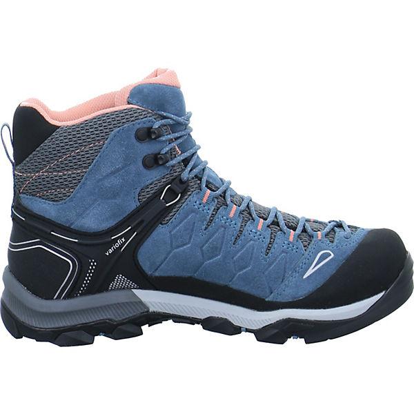 MEINDL,  Tereno Lady Mid GTX Wanderschuhe, blau  MEINDL, Gute Qualität beliebte Schuhe 1e7170