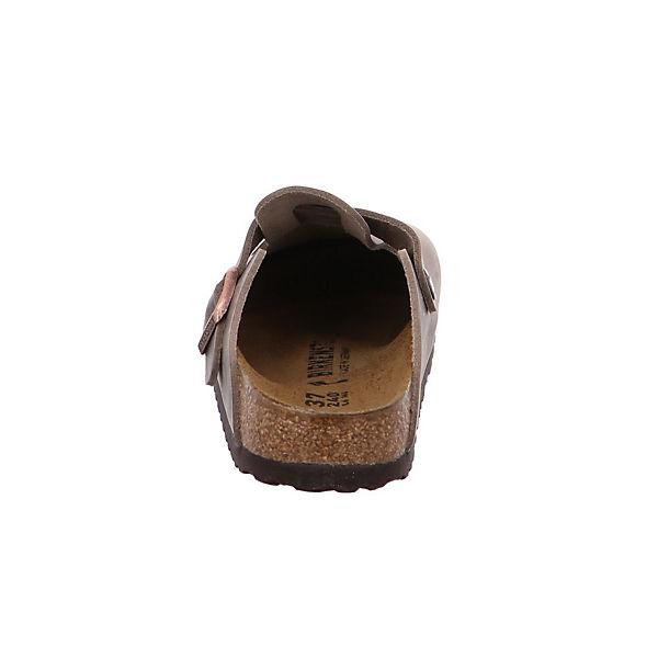 BIRKENSTOCK, Clogs, Gute braun  Gute Clogs, Qualität beliebte Schuhe 4468dd