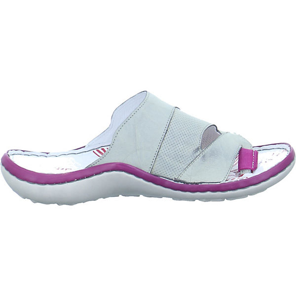 Krisbut, Zehentrenner, Zehentrenner, Krisbut, rosa/weiß  Gute Qualität beliebte Schuhe 7d7294