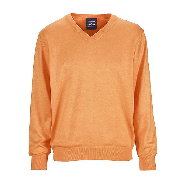 Pullover orange BABISTA Pullover orange BABISTA BABISTA Pullover orange Yqxw1qgF