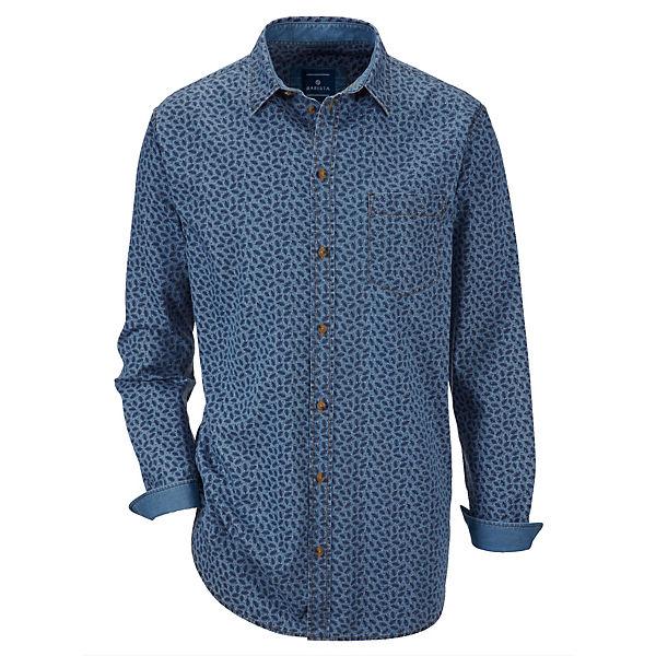 BABISTA Langarmhemden blau