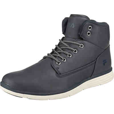 Lance mid blue Sneakers High