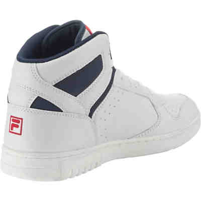 F-Forward mid white Sneakers High