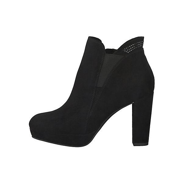 Tamaris Plateau-Stiefeletten schwarz  Gute Schuhe Qualität beliebte Schuhe Gute 5c78b0