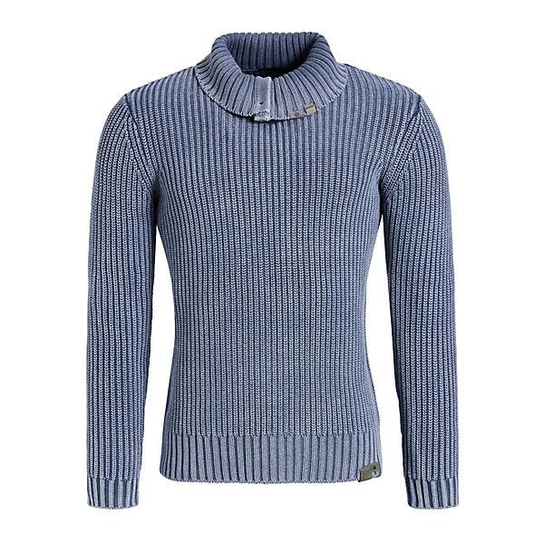 TILDENSweatshirts indigo Pullover TILDENSweatshirts indigo Pullover Khujo Khujo Pullover Khujo w4Bqg80