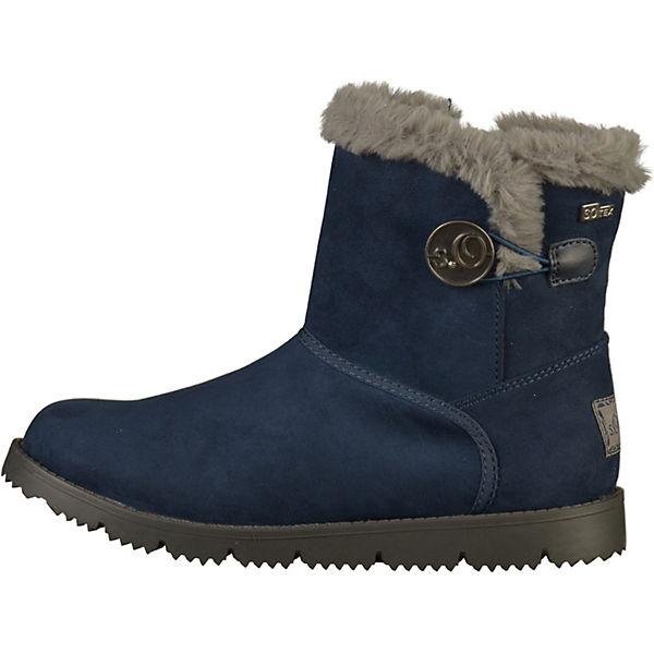 s.Oliver Klassische Stiefeletten blau  Gute Qualität beliebte Schuhe