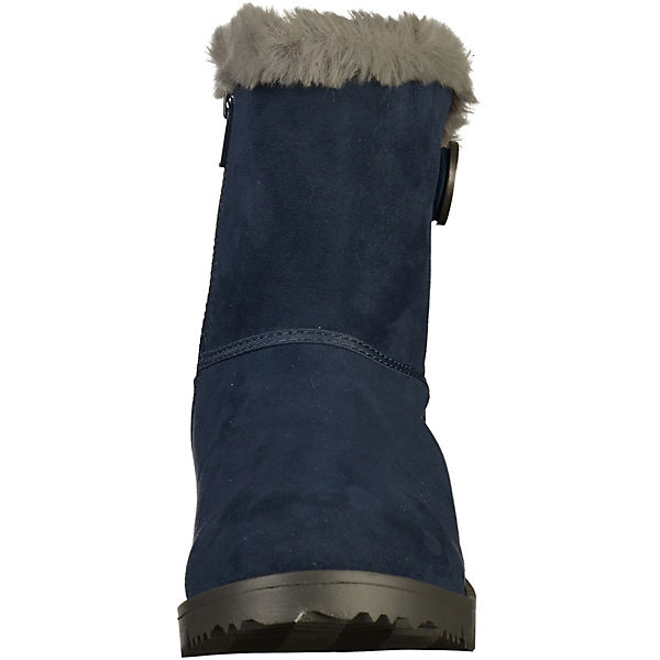s.Oliver, Klassische Stiefeletten, Stiefeletten, Klassische blau   63520d