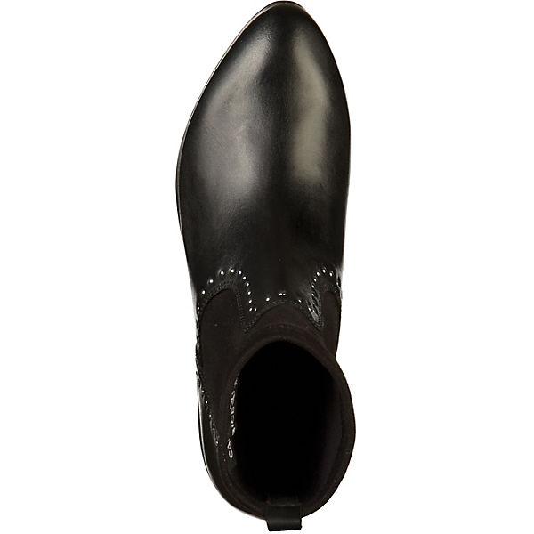 CAPRICE CAPRICE Klassische schwarz Stiefeletten CAPRICE Stiefeletten Klassische Stiefeletten schwarz Klassische w4gpwA