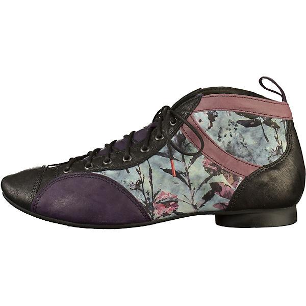 Think! Schnürschuhe lila  Gute Qualität beliebte Schuhe