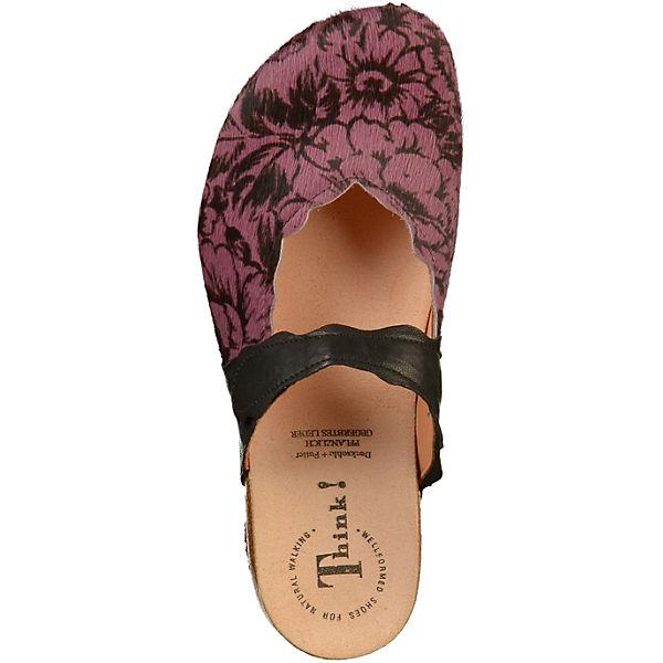 Think!, Clogs, beliebte rosa  Gute Qualität beliebte Clogs, Schuhe ee992b