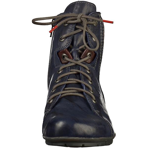 Think! Schnürstiefeletten dunkelblau  Gute Qualität beliebte Schuhe Schuhe Schuhe 209773