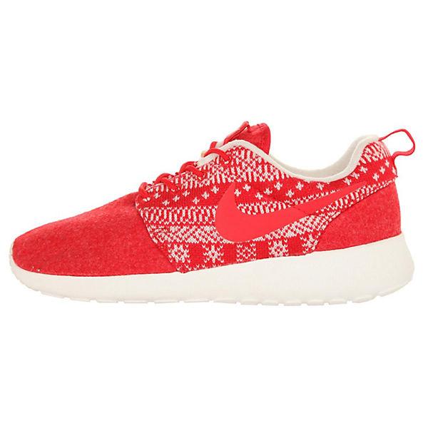 NIKE, Sneaker Winter-Ornamenten Roshe One Winter mit Winter-Ornamenten Sneaker 685286-661, rot  Gute Qualität beliebte Schuhe 05b694