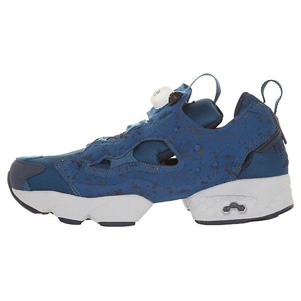 Reebok, Sneaker Instapump Fury mit Schlupf-Verschluss AQ9800, blau  Gute Qualität beliebte Schuhe