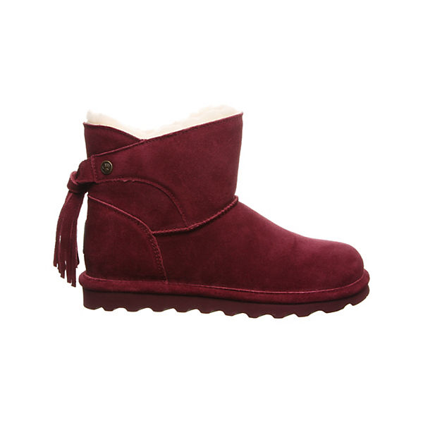 Bearpaw, Winterstiefel, bordeaux  beliebte Gute Qualität beliebte  Schuhe 162d24