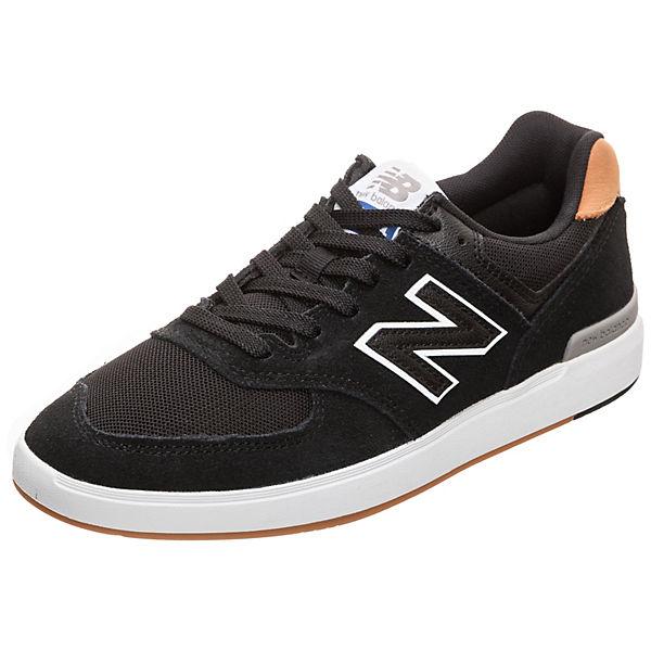 Low balance Sneaker schwarz D Sneakers BLG new AM574 Yx4dfzz