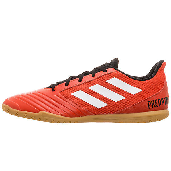 adidas Performance, Sala adidas Predator Tango 18.4 Sala Performance, Indoor Fußballschuh  Fußballschuhe, rot/weiß   afb7c0