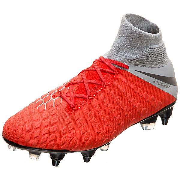 Hypervenom Fußballschuhe Elite DF Pro Fußballschuh grau Performance Phantom Nike rot Nike AC III SG YwPEq