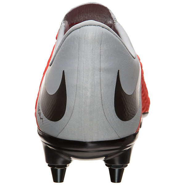 Nike Performance, Nike Hypervenom Phantom III Elite SG-Pro AC Fußballschuh  Fußballschuhe, rot  Gute Qualität beliebte Schuhe