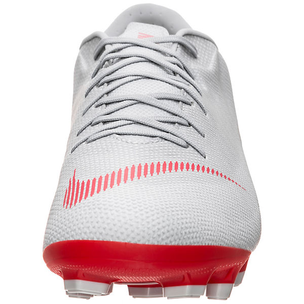 Nike MG Nike grau Fußballschuhe Fußballschuh rot Mercurial XII Performance Vapor Academy 5Sqp1wY