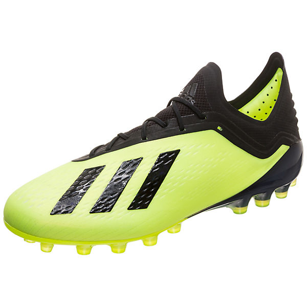 adidas Performance adidas X 18.1 AG Fußballschuh Fußballschuhe gelb