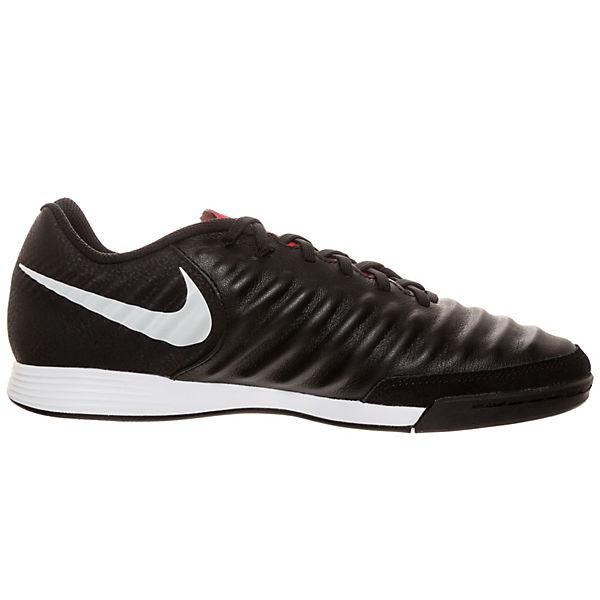 Fußballschuh schwarz Academy Fußballschuhe Legend Performance Nike Tiempo Nike rot VII Indoor acqg4fwcRx