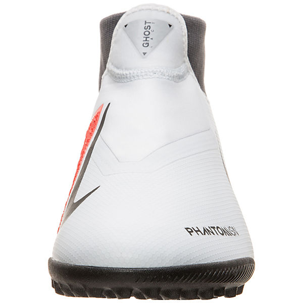 Nike Performance, DF Nike Phantom Vision Academy DF Performance, TF Fußballschuh  Fußballschuhe, grau/rot   b72bb3