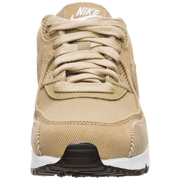 Leather Sportswear Nike 90 Low Nike Air beige Sneaker Sneakers Max F4qBC