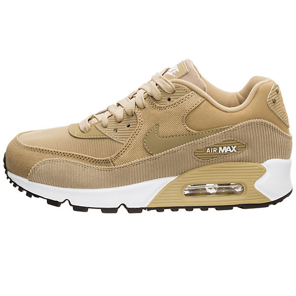 Low Nike Sneaker Leather Max Air Nike Sneakers beige 90 Sportswear w6Sw1pPq