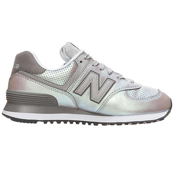 new balance, WL574-KSC-B Sneaker  Sneakers Low, beliebte grau  Gute Qualität beliebte Low, Schuhe a2224b