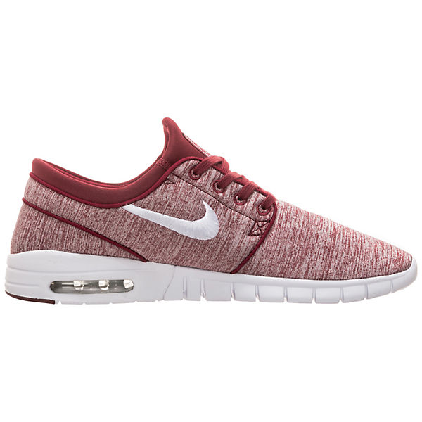 NIKE SB, Nike  Stefan Janoski Max Sneaker  Nike Sneakers Low, rot/weiß  Gute Qualität beliebte Schuhe 20ef5d