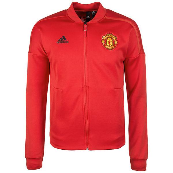 adidas Performance adidas Manchester United Z.N.E. Anthem Jacke Trainingsjacken rot