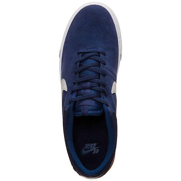 Low Koston Hypervulc Sneaker Nike grau blau Sneakers SB NIKE Ywq7BAR