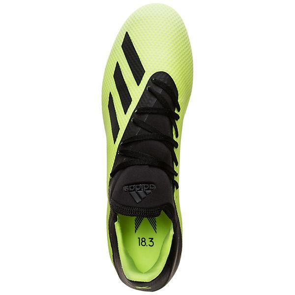 adidas adidas Fußballschuh Fußballschuhe 18 AG 3 Performance X gelb r7PwqYxr5