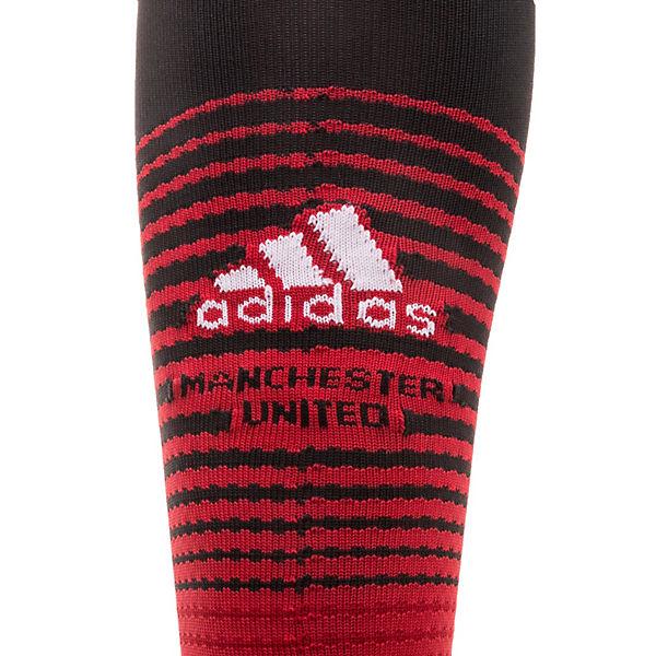 2018 United 2019 Stutzen Home rot Stutzen adidas Performance adidas Manchester xS6wqRYR